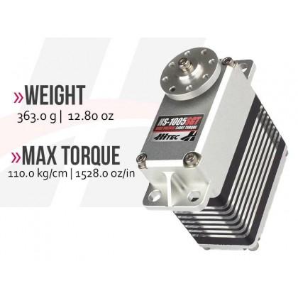 Hitec HS1005SGT High Voltage Ultra Giant 2222355