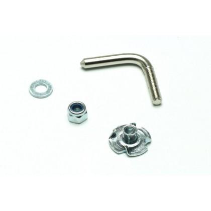Extron Hardened Steel Tow hook M4 X3225