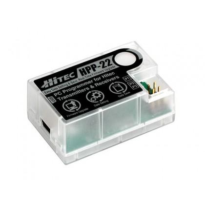 Hitec HPP-22 Interface & Updater For Transmitter/Receiver/Telemetry