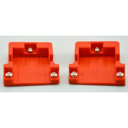 Intairco Servo Mounts (Left and Right) - Pair to suit MKS HBL6625 Servo IAC-674