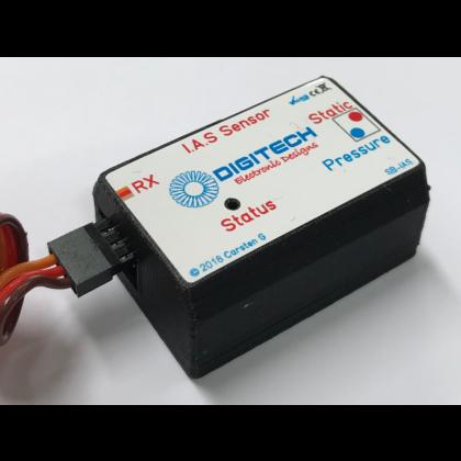 IAS (indicated Air speed) Sensor 1030Kmh CORE Version from Digitech SB-IAS-1030Kmh-CORE