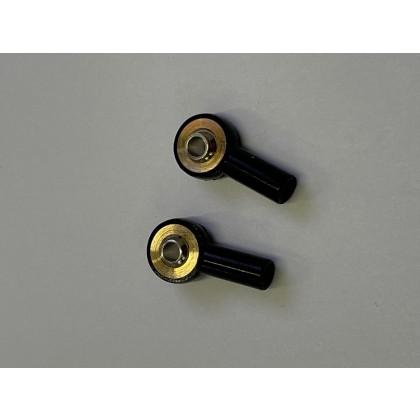 Metal Ball Link M2 For M2 Bolt 15mm Length (1 Pair)