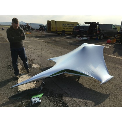 Revoc Sun Cover for Aviation Design Diamond