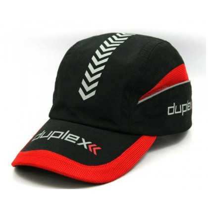Jeti Duplex Cap Black/Red 80002001