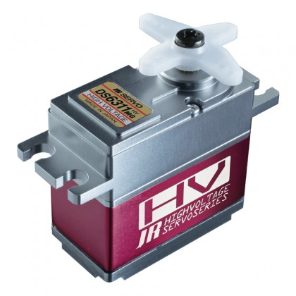 JR Propo DS6311MGHV 36.5Kg/0.13S 7.4V Digital Servo