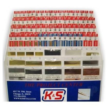 K&S 1005I SIDEKICK IMPERIAL RACK (KNS1005I)