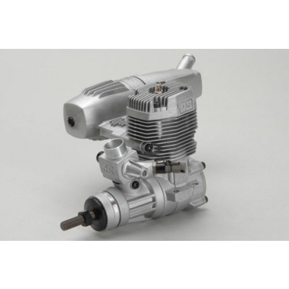 O.S. Engine MAX 55AX (40K) with E-3070 Silencer OS15612