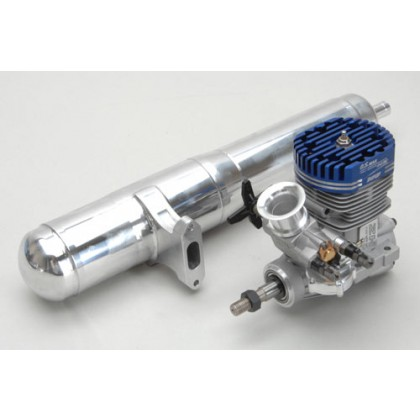 OS Engine MAX 105HZ-R W/Powerboost Pipe L-OS18751