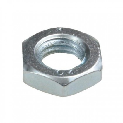 M2 Plain Steel Nuts