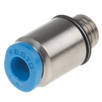 M7 4mm Festo QS Push Fitting for Intairco CMB, HP Mega Filter  Mini Trap & iTraps
