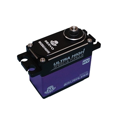 MacGregor MGB8346HV High voltage Brushless Servo 45.5Kg/0.10s
