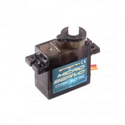 Etronix 9g 1.6kg/0.12s Micro Servo ET0005 5055323920387
