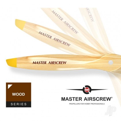 Master Airscrew Wood Beech Propeller 13x8 MA1380W