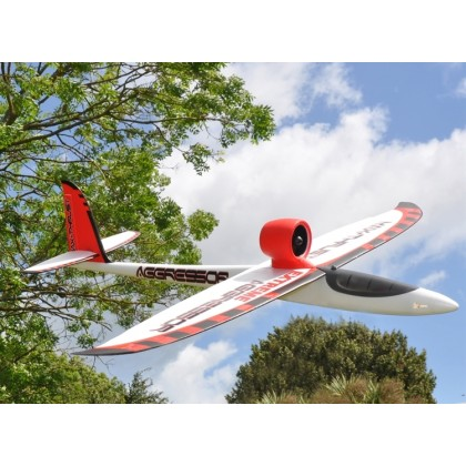 Max Thrust Aggressor Extreme EDF Glider PNP from Century UK