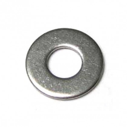 Flightline Flat Washers Steel M5 PK8