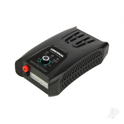 Mistral LED LiPo-NiMH 5A Charger (UK) RDNA0465