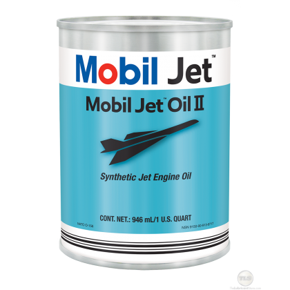 Mobil Jet 2 Turbine Oil 946ml 0.25 USG Tin