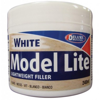 Deluxe Materials Model Lite White 240ml BD5