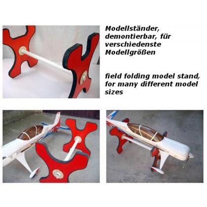 Model Stand for SebArt Models