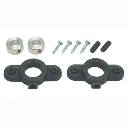 Wheel Spat Bracket 6.0mm Axle (2) MPJ2654