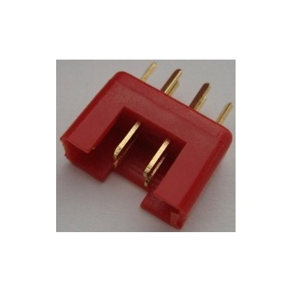 MPX Connector Red - Male