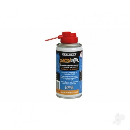 Multiplex Zacki Zakivator Activator Spray 150ml MPX1-01032