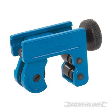 Silverline Mini Tube Cutter MS125