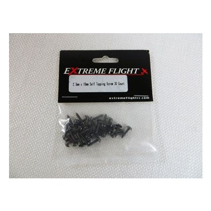 Extreme Flight Socket Head Mounting Screw 30 Pack