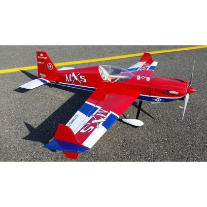 """MXS 91"""" ARF kit (Red/Blue/White) from Extreme Flight 289RBW"""