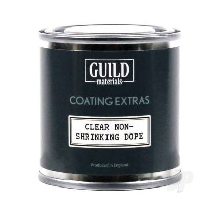 Guild Materials Clear Non Shrinking Dope 125ml