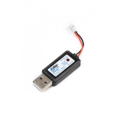 E-Flite 1S USB Li-Po Charger 300mAh EFLC1015