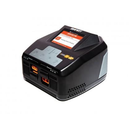 Spektrum S2200 Smart G2 AC Charger 2 x 200W SPMXC2010I