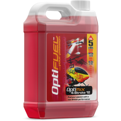 Optimix 12 4-Stroke Glow Fuel from OptiFuel OH1220K