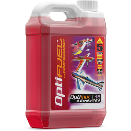 Optimix Q40 Pylon Racing Glow Fuel from OptiFuel OH1518Q40K