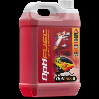 Optimix 5 Sport Flyer Glow Fuel from OptiFuel OH0518K