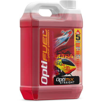 Optimix Straight 20% Castor Glow Fuel from OptiFuel OH0020K