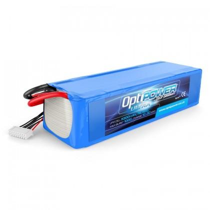 Optipower Ultra LiPo Battery 5300mAh 7S 50C OPR53007S50