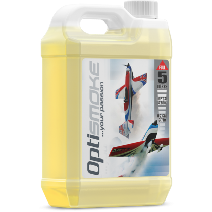 ptiSmoke Smoke Oil from OptiFuel 5 Litres Bottle OHSMK