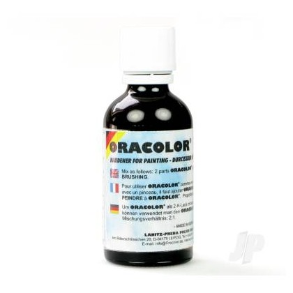 Oracolor Paint Hardener (Brush) (100-998) 50ml by Oracover