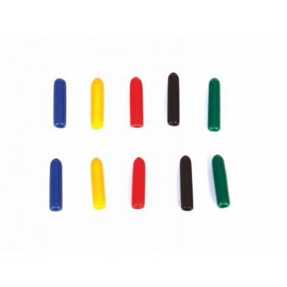 Decorative Switch Caps Multi-Coloured Long (10 pcs) 33001.52