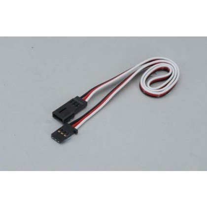 Futaba Genuine Servo Extension Lead (HD) 400mm P-AT2168/HD