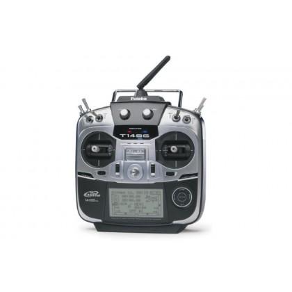 Futaba T14SG - 14 Channel 2.4GHz Radio Transmitter & R7008SB Receiver (Mode 1)