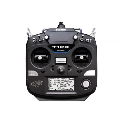 Futaba T12K 12 Channel 2.4GHz Combo with R3008SB (Mode 2)