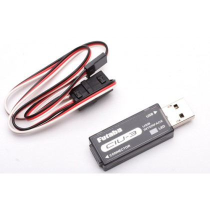 Futaba CIU 3 USB Programming Interface