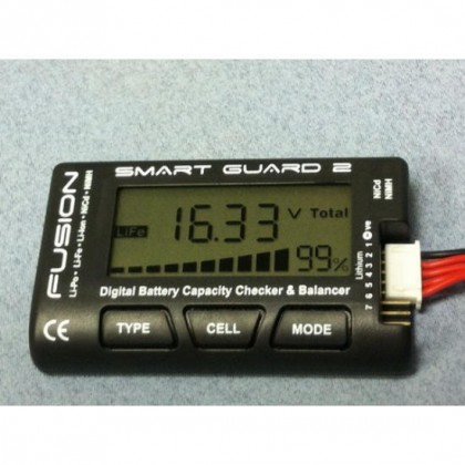 Fusion Smart Guard 2 Lithium Battery Checker & Balancer  P-FS-BC05