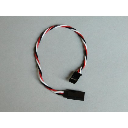 Futaba Extension Lead (Silicone) 200mm P-LGL-FTX0200S