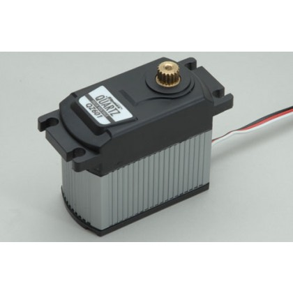 Ripmax Quartz QZ601 Servo - Digital HV (0.18sec/30.35kg) P-QZ601
