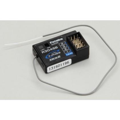 Futaba R304SB 4ch Rx With Telemetry FHSS (S-Bus) (HV) 2.4GHz P-R304SB