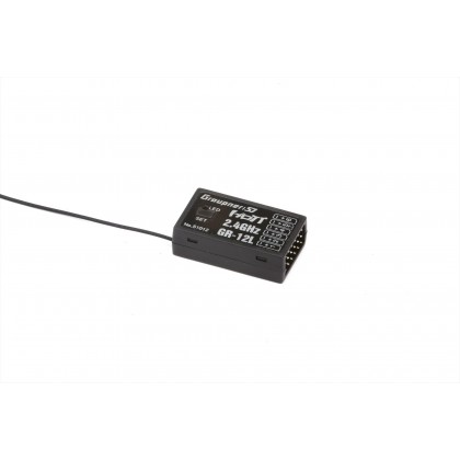 Graupner GR-12L HOTT 6 Channel Receiver P-S1012