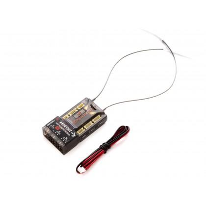Spektrum AR10100T DSMX 10-Channel Telemetry Receiver SPMAR10100T
